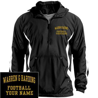 Warren G Harding High School Football