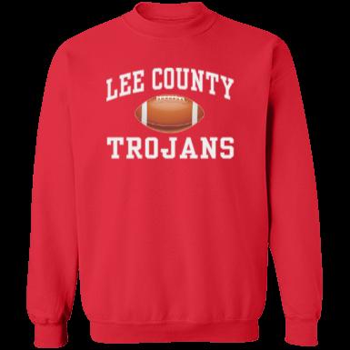Schedule Lee County Trojans 2018 Football Leesburg Ga