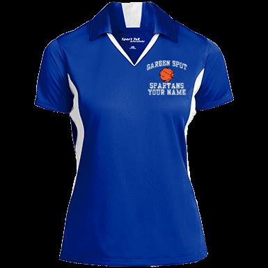 custom polo shirts - Garden Spot