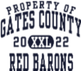 JV BARONS - white t-shirt