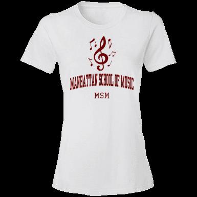 Manhattan School Of Music Custom Apparel and Merchandise ... 2237ed7d4f1