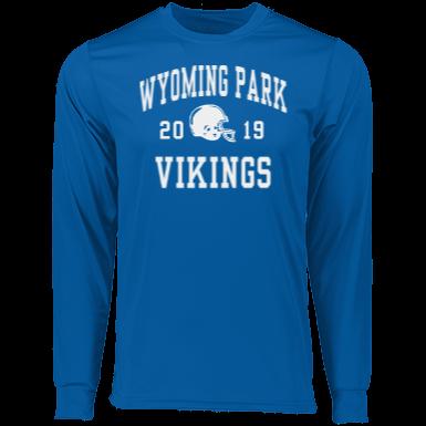 Wyoming Park High School Long Sleeve Custom Apparel and Merchandise