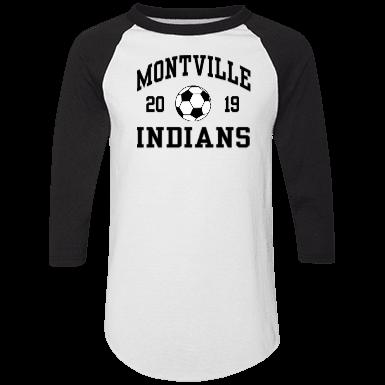 Montville High School Football Custom Apparel and
