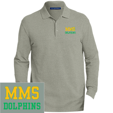 Mattacheese Middle School Polo Shirts Custom Apparel and Merchandise