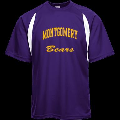 Montgomery high school custom apparel and merchandise for Custom t shirts montgomery al