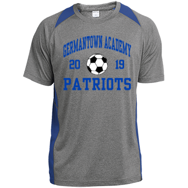 12543bab8a0 Germantown Academy Patriots soccer. Custom Products. Visit Store. Custom T- Shirts