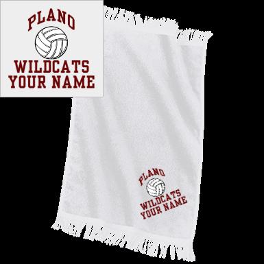 Plano Senior High School Accessories Towels Custom Apparel