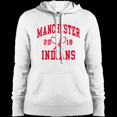 Manchester High School Custom Adult Ultra Cotton T Shirt