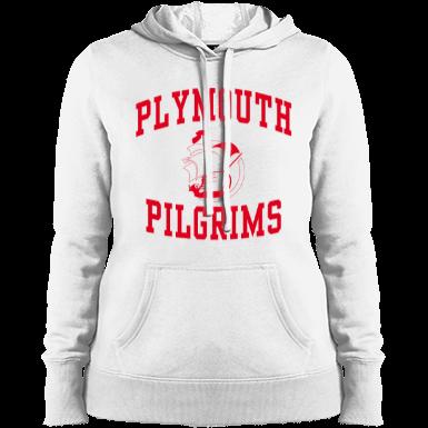 Plymouth High School Pilgrims 100% Ringspun Cotton Tank ...