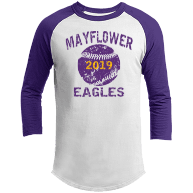 7a4915b9 Mayflower Senior High School Football Custom Apparel and Merchandise ...