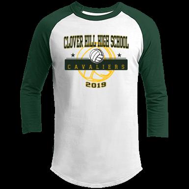 Clover Hill High School Baseball Custom Apparel and Merchandise