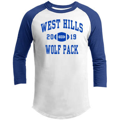 best authentic e625f 7dfef West Hills High School Jerseys Custom Apparel and ...