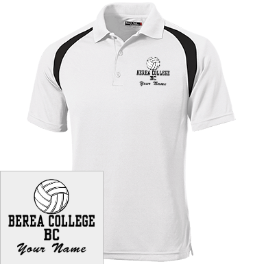 037eb1529b6 Berea College Polo Shirts Custom Apparel and Merchandise ...