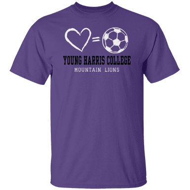 Young Harris College Custom Apparel and Merchandise