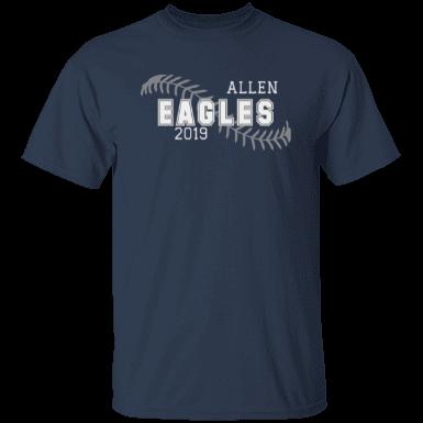allen eagles jersey