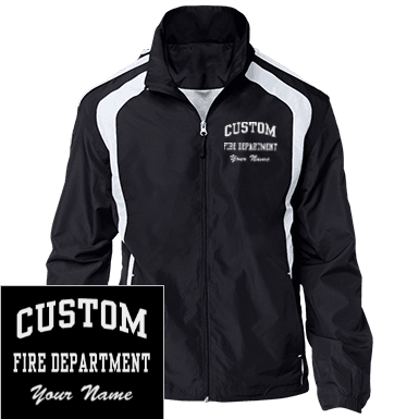 7fe7677bb Fire Department Jackets - MyLocker.net