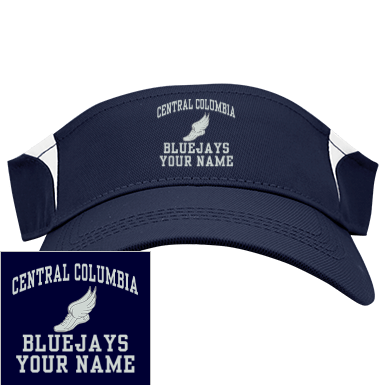 ef6602f2b17bd Central Columbia High School Accessories Hats And Scarves Custom ...