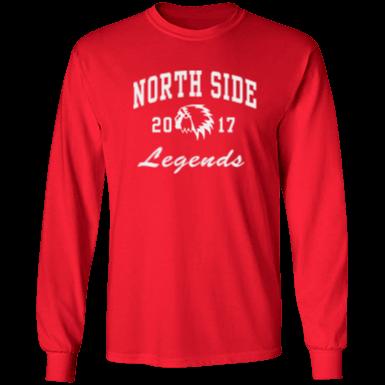 North side high school custom apparel and merchandise for Custom t shirts fort wayne