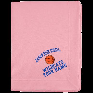 Eagan High School Accessories Blankets Custom Apparel and