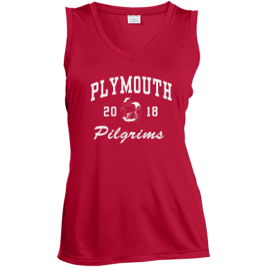 Plymouth High School Custom Adult Ultra Cotton T-Shirt ...
