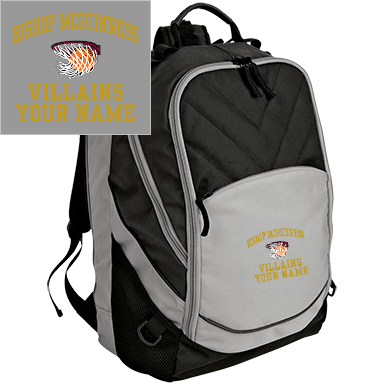 127d3c2d652e Bishop Mc Guinness H S Accessories Backpacks Custom Apparel and ...