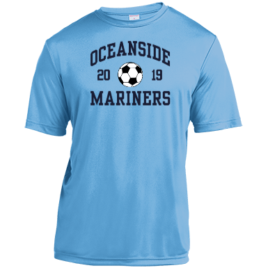 Oceanside High School Kids T Shirts And Polos Custom Apparel And