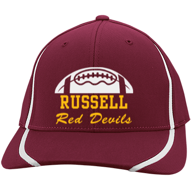 3a3777925bfd0 Russell High School Hats Custom Apparel and Merchandise - SpiritShop.com