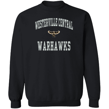 Westerville central high school juniors create your own for T shirt printing westerville ohio