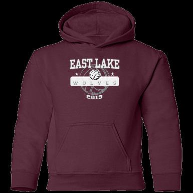 Eastlake High School Hoodies Custom Apparel And Merchandise