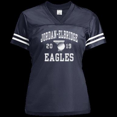 045c870cde Jordan-Elbridge High School Sweatshirt Cinch Pack - Jostens School ...