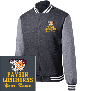 Payson High School Fleece Custom Apparel and Merchandise