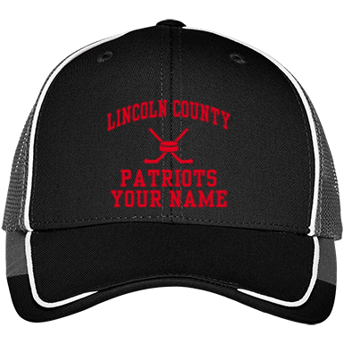 e24e6aeb Lincoln County High School Hats Custom Apparel and Merchandise ...