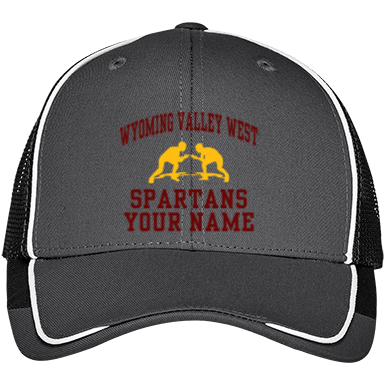 Wyoming Valley West Senior High School Hats Custom Apparel and