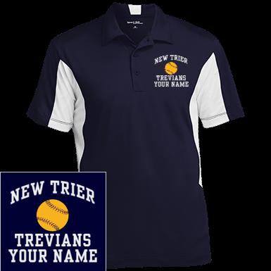 New Trier High School Polo Shirts Custom Apparel and Merchandise