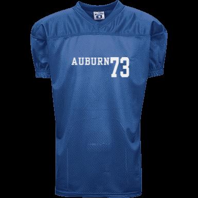 Auburn High School Football Custom Apparel And Merchandise