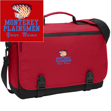 Monterey High School Accessories Backpacks Custom Apparel and