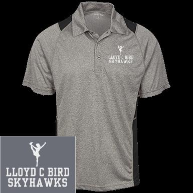 Lloyd C Bird High School Polo Shirts Custom Apparel And Merchandise