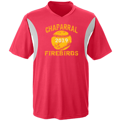 Chaparral High School Track Field Custom Apparel And Merchandise