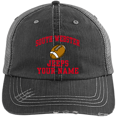 54266cf469d6f South Webster High School Hats Custom Apparel and Merchandise ...