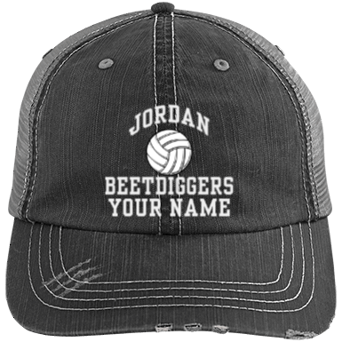 8c29428cdcd467 ... custom fitted hats air jordan 6 gatorade gray under brim 88f64 5e92b   reduced distressed unstructured trucker cap bb5d0 22961