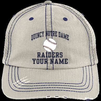bec698e7e72 Quincy Notre Dame High School Hats Custom Apparel and Merchandise ...