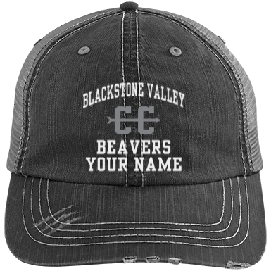 52da74905e4 Blackstone Valley Reg Tech High Mid-Profile Colorblock Hat - Jostens ...