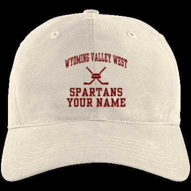 Wyoming Valley West Senior High School Hats Custom Apparel and
