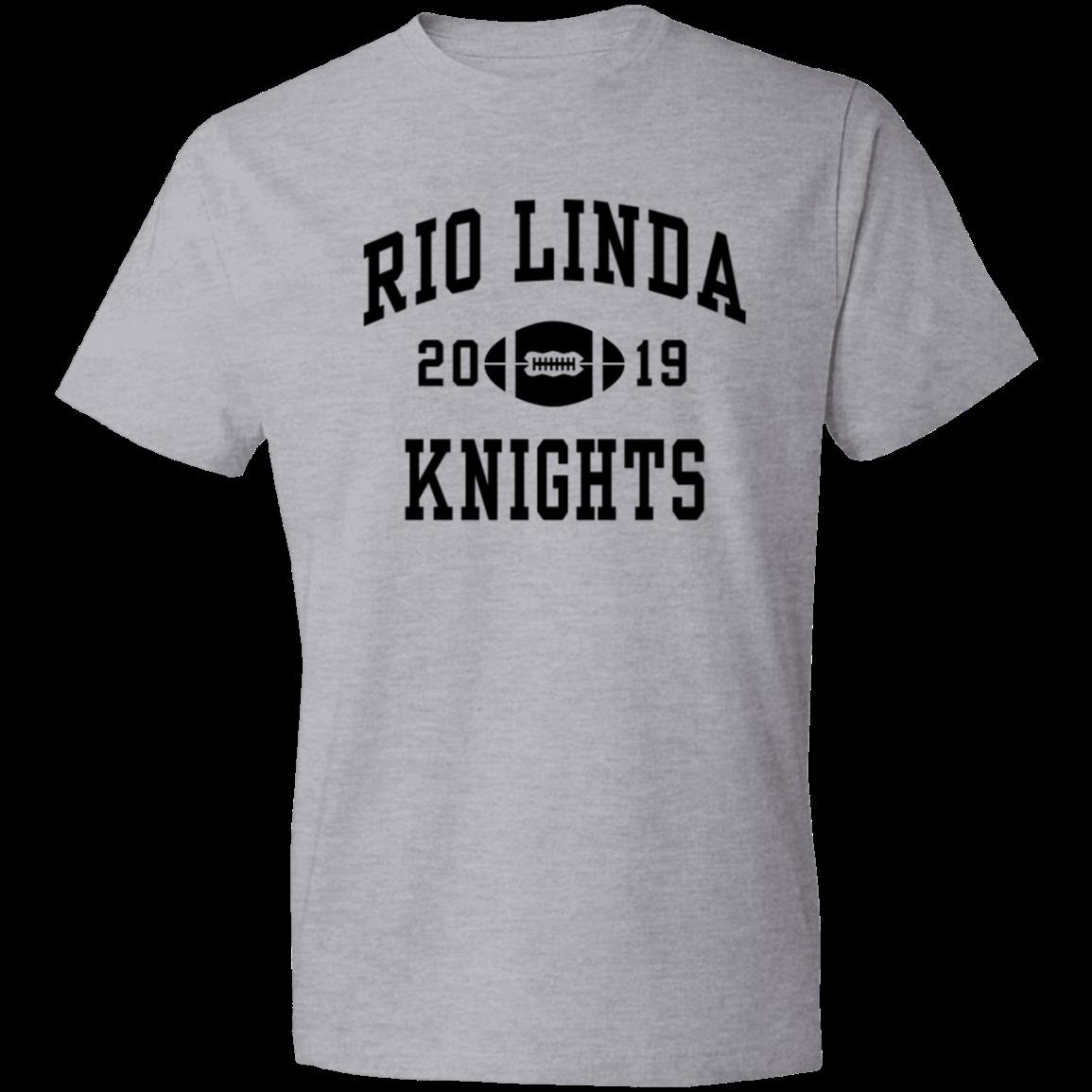 Rio Linda High School Anvil Lightweight Tshirt 45 Oz Spiritshop