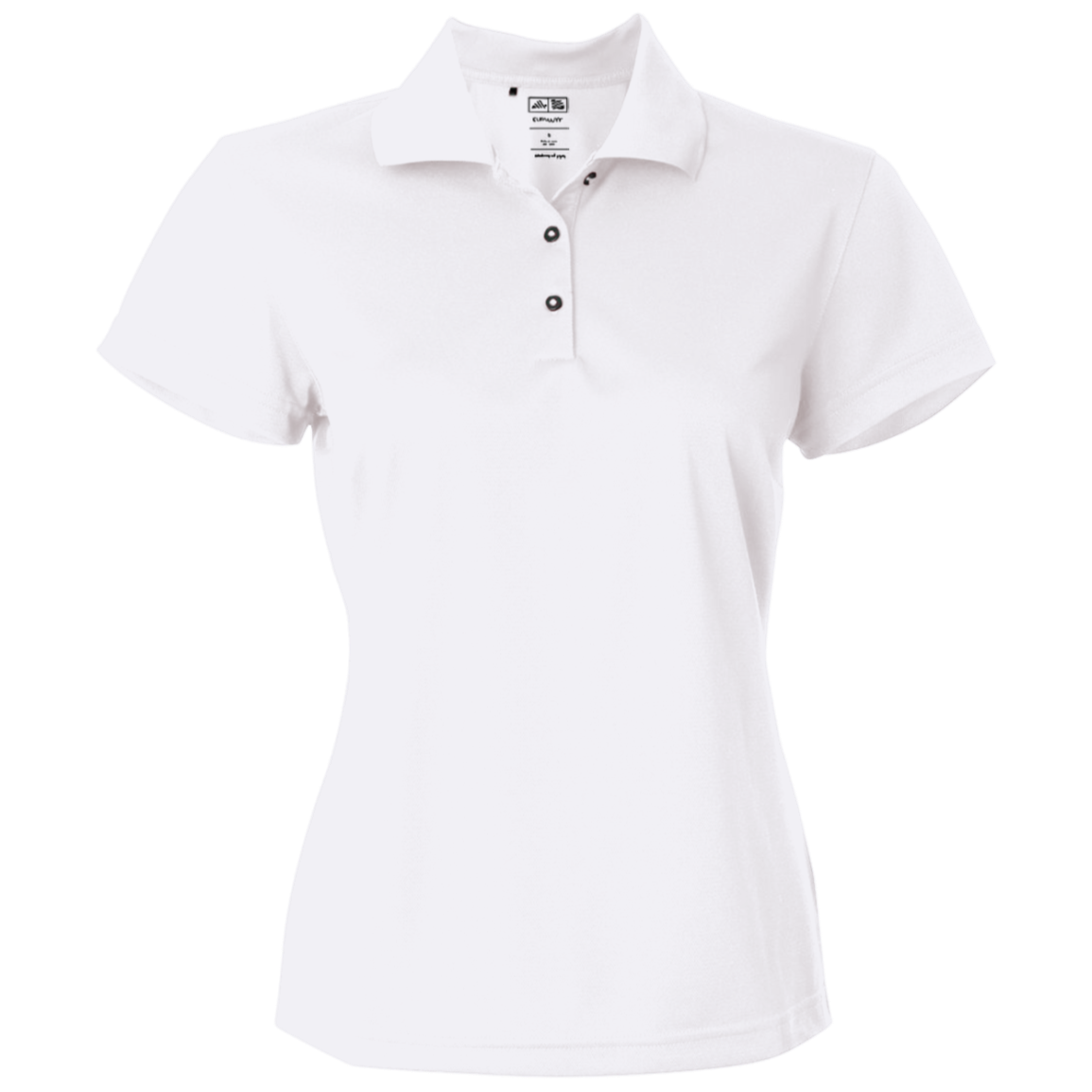 d5b71ec7 Michigan Adidas Golf Women's ClimaLite Basic Performance Pique Polo - Down  With Detroit Apparel Shop