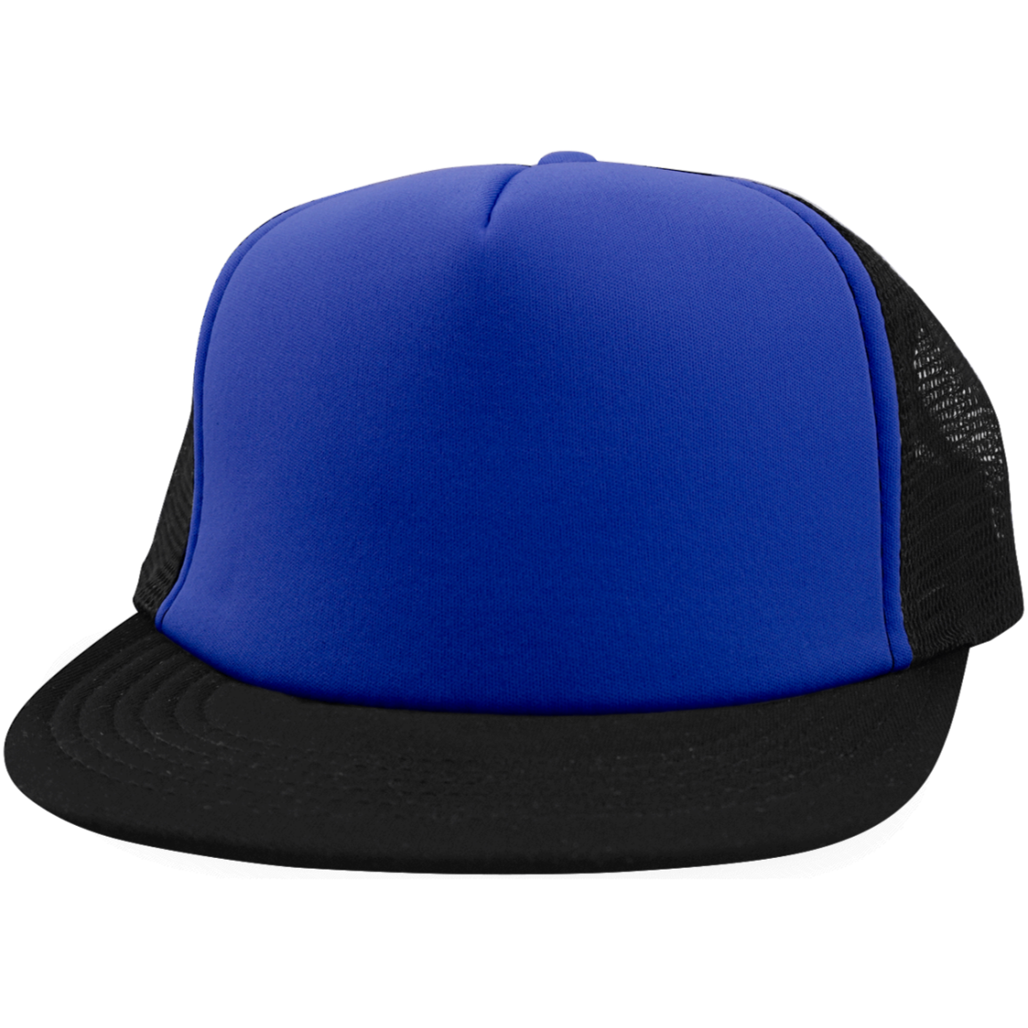 6c8f1b096d3be3 Barbers Hill High School Trucker Hat with Snapback - SpiritShop.com