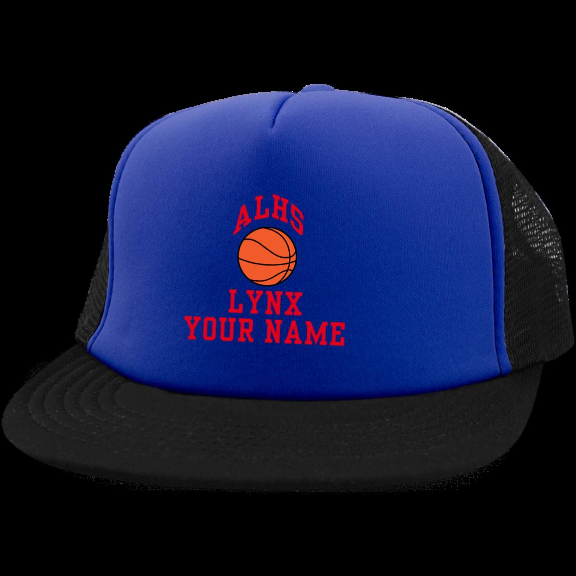 9b5f2686382 Abraham Lincoln High School Trucker Hat with Snapback - Jostens ...