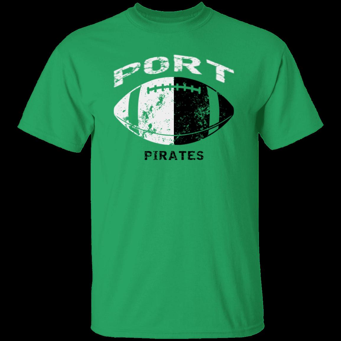 Port Washington High School Custom Adult Ultra Cotton T Shirt