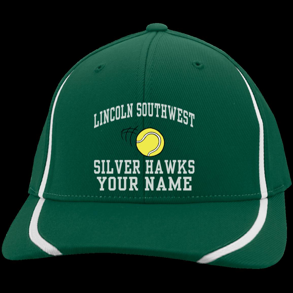 ff2f1bc1bcc Lincoln Southwest High School Flexfit Colorblock Cap - Jostens ...