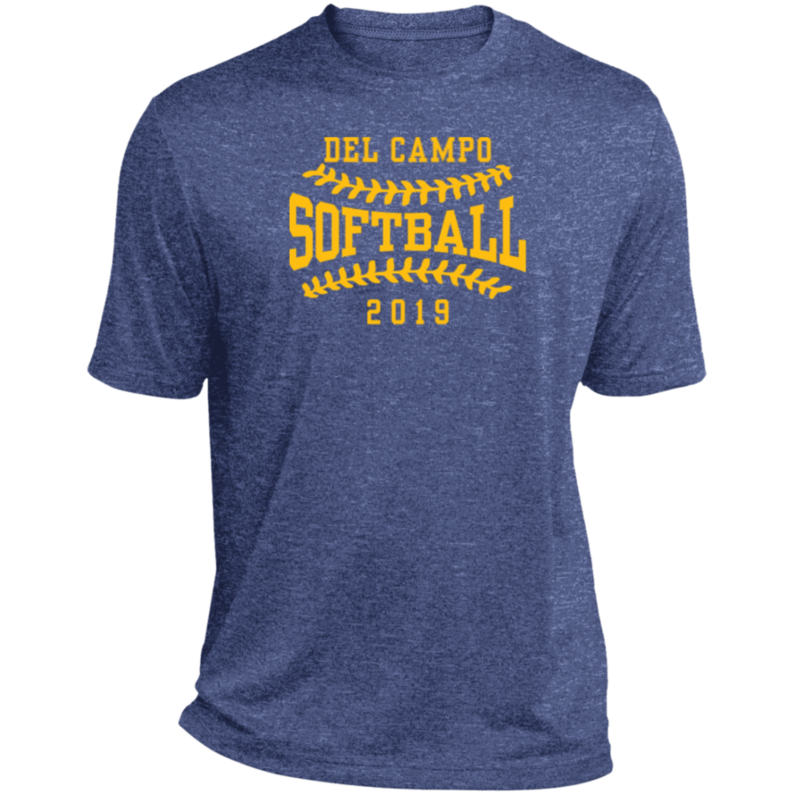 71d40b961 Del Campo High School Heather Dri-Fit Moisture-Wicking Tee for Him -  SpiritShop.com